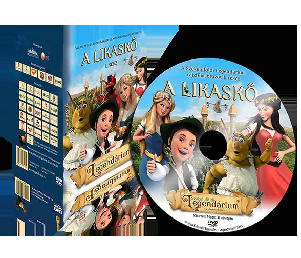A Likaskő DVD